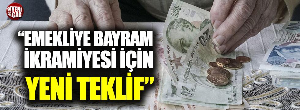 "CHP'li Ağbaba: ""Emekli ikramiyesi bin 260 lira olsun"""