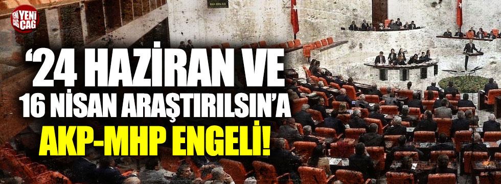 """İYİ Parti'den 24 Haziran ve 16 Nisan çıkışı: """"Reddedildi"""""""