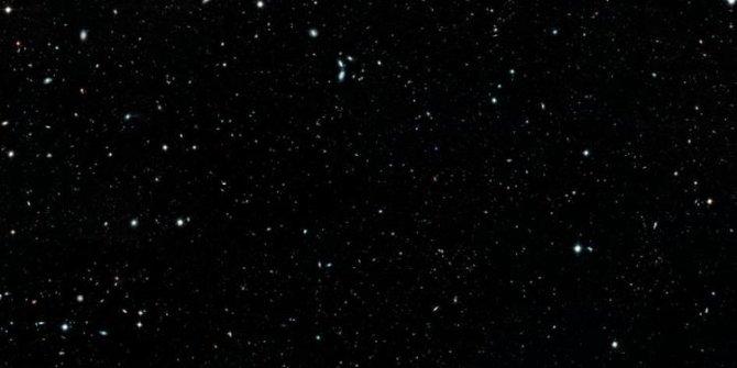 NASA yayınladı, 265 bin galaksi...
