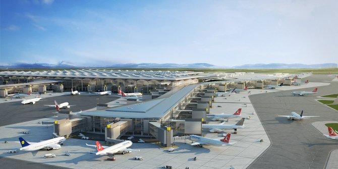 Havalimanındaki pas geçmelere açıklama