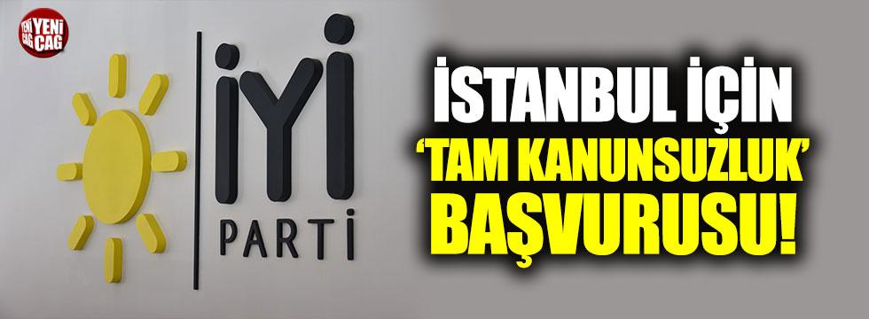İYİ Parti'den yerel seçimin iptali için başvuru