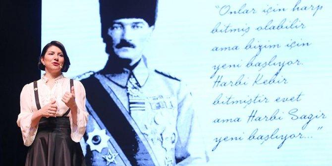 'Kemal' müzikali 19 Mayıs 1919 için turnede