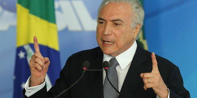 Brezilya'nın eski devlet başkanı cezaevine dönüyor