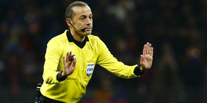 Fenerbahçe Akhisarspor maçının VAR hakemi belli oldu