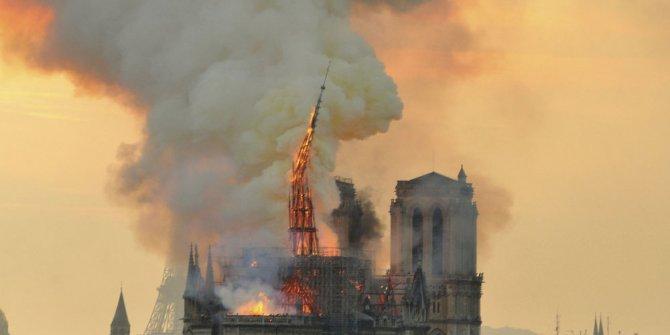 Notre Dame Katedrali için restorasyon önerisi