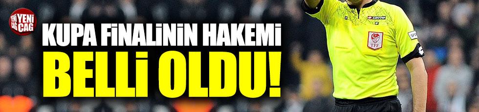 Ziraat Türkiye Kupası finalinin hakemi belli oldu!