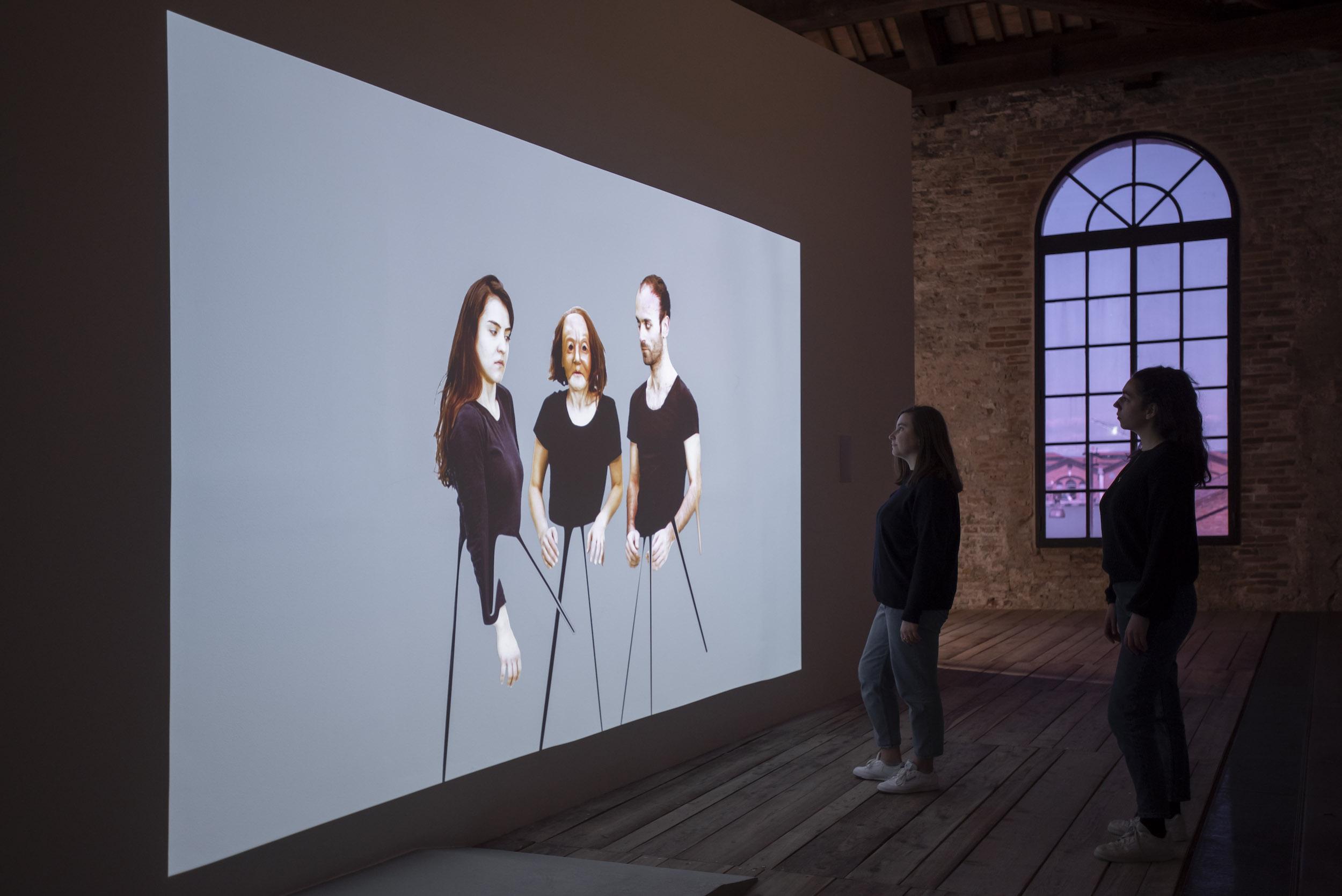 Tolga Tüzün'ün ses tasarımı Venedik Bienali 58'inci Uluslararası Sanat Sergisi'nde