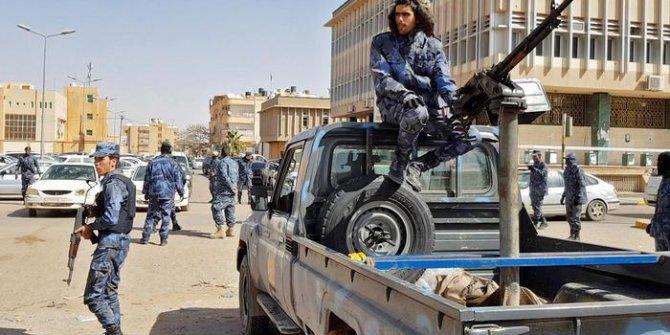 AB: Hafter güçleri Libya'da barışı tehdit ediyor