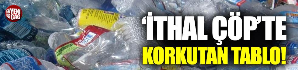 İthal plastik atık iki yılda beşe katlandı, kurla pahalandı