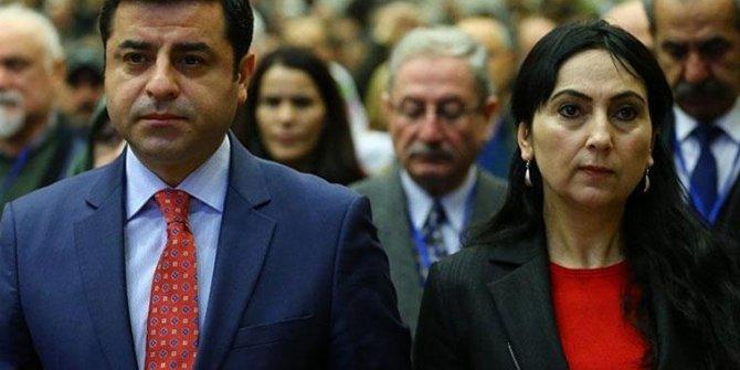 Demirtaş ve Yüksekdağ'a o davadan beraat