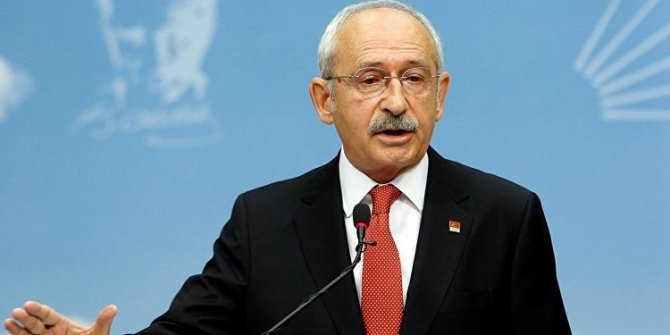Kılıçdaroğlu'ndan Önkibar'a geçmiş olsun telefonu