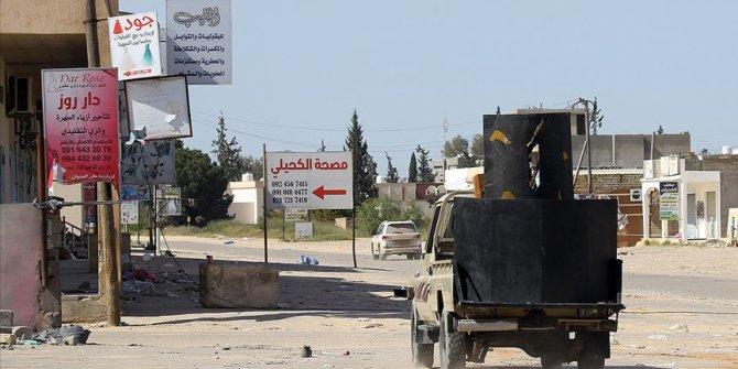 Hafter güçleri Trablus saldırısında taktik değiştirdi