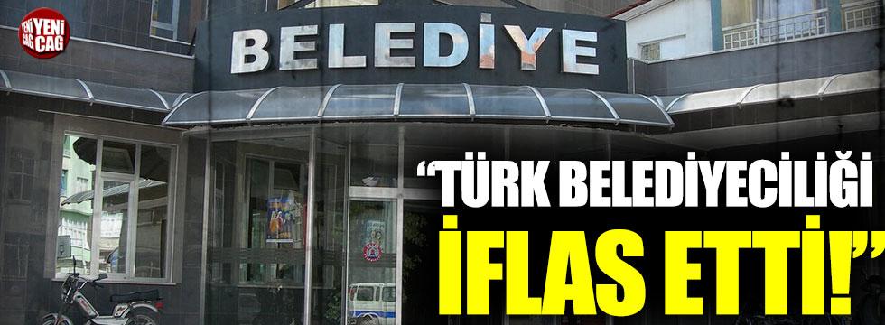 """Hasan Akgün: """"Türk belediyeciliği iflas etti"""""""