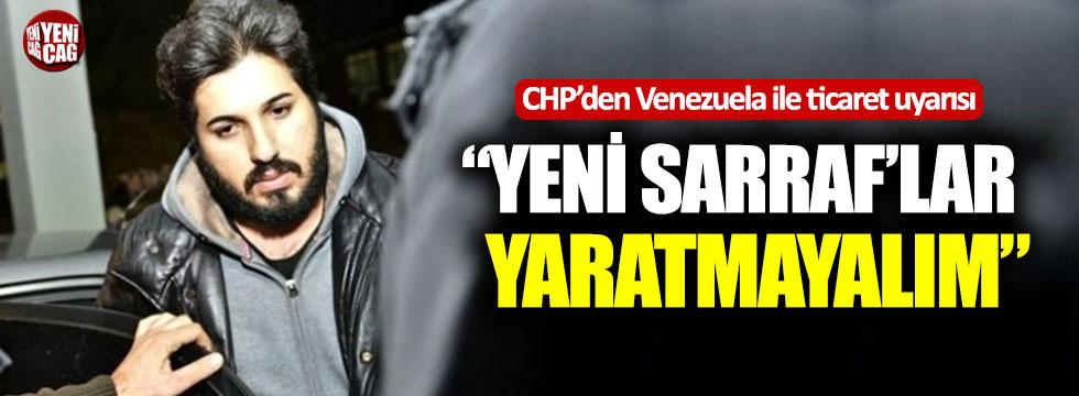 """Çakırözer'den Venezuela ile ticaret uyarısı: """"Yeni Sarraf'lar yaratmayalım"""""""
