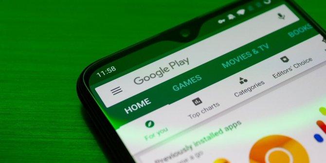 Google Play Store'a yeni özellik