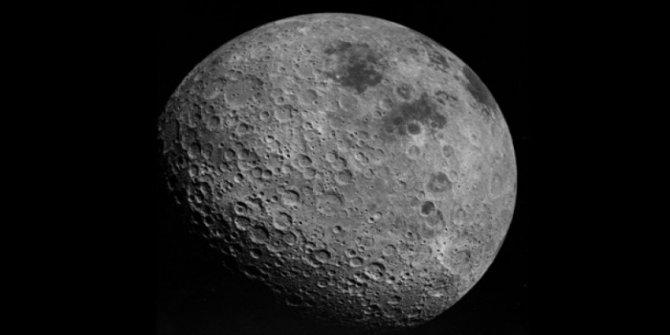 NASA'dan açıklama: Ay giderek...