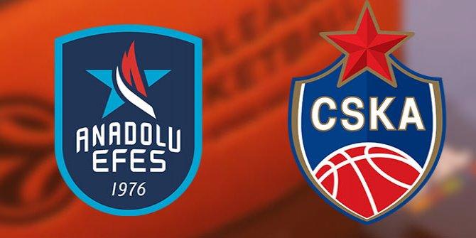 Anadolu Efes-CSKA Moskova EuroLeage Finali ne zaman hangi kanalda yayınlanacak?