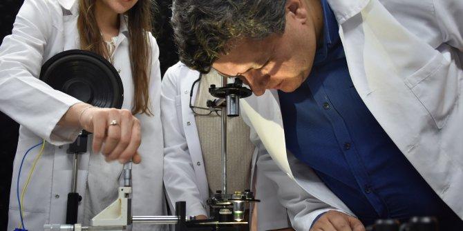 Cep telefonuna entegre, mobil mikroskop geliştirdiler