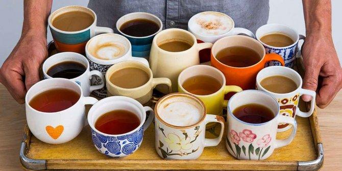 Yemekten sonra içilen çay ve kahve hakkında korkutan gerçek