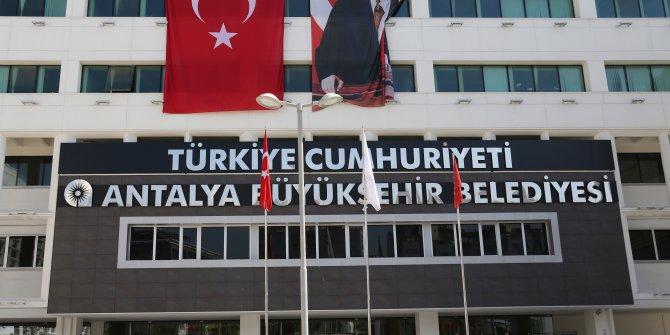 Antalya Büyükşehir Belediyesi'ne de T.C. ibaresi eklendi