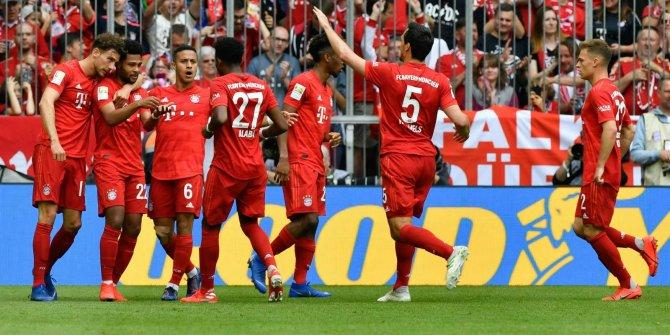 Almanya'da şampiyon Bayern Münih!