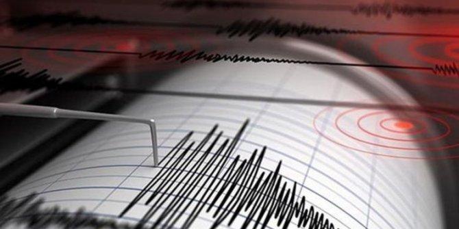 Pasifik Okyanusu'nda şiddetli deprem