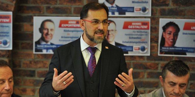 Almanya'da Türk kökenli siyasetçiye tehdit