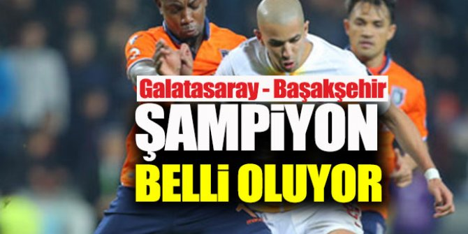 Galatasaray - Başakşehir maçı saat kaçta hangi kanalda? Muhtemel ilk 11'ler