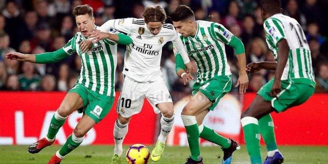 Real Madrid'den tarihin en kötü lig performansı
