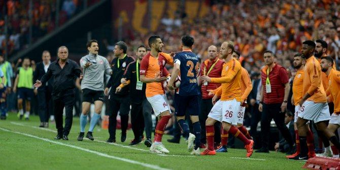 Galatasaray Başakşehir mücadelesinde neler yaşandı?