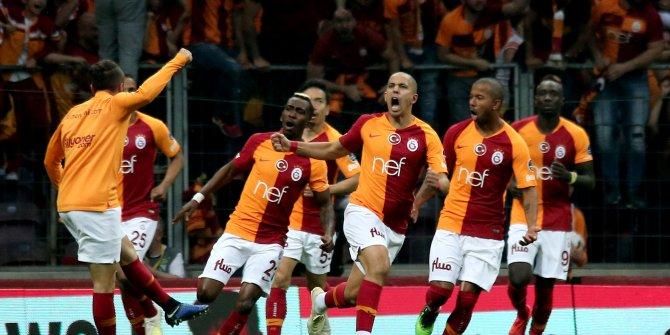 Galatasaray'da şampiyonluk rekorla geldi