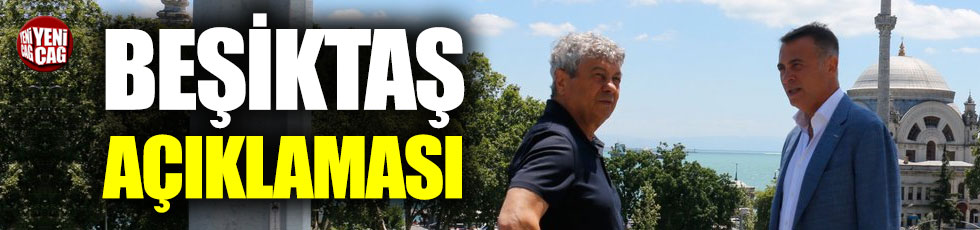 Lucescu'dan Beşiktaş açıklaması