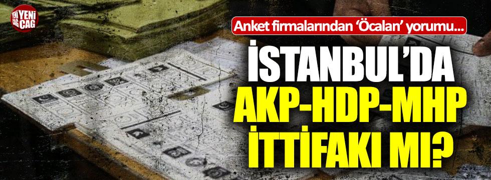 23 Haziran'da AKP-HDP ittifakı: Anket şirketleri ne diyor?