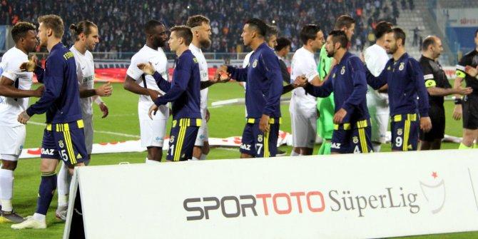 Erzurumspor-Fenerbahçe 0-1 (Maç özeti)