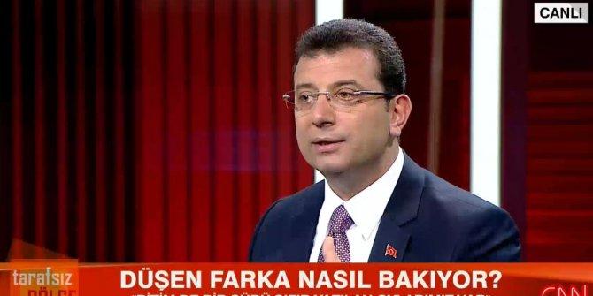 """İmamoğlu: """"YSK'nın kararı şaşırtmadı"""""""