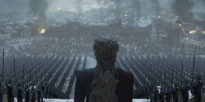 Game of Thrones rekor kırdı
