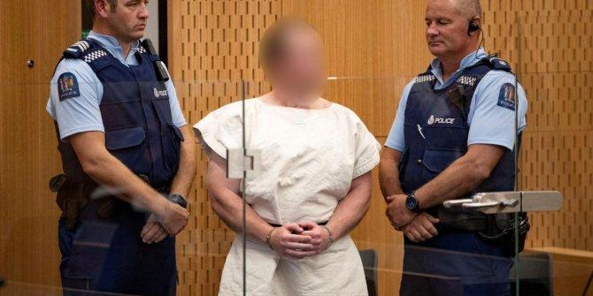 Cami saldırganı terör suçundan yargılanacak