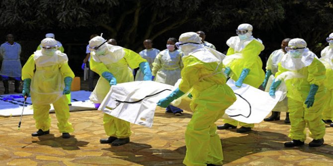 DSÖ'den Ebola uyarısı