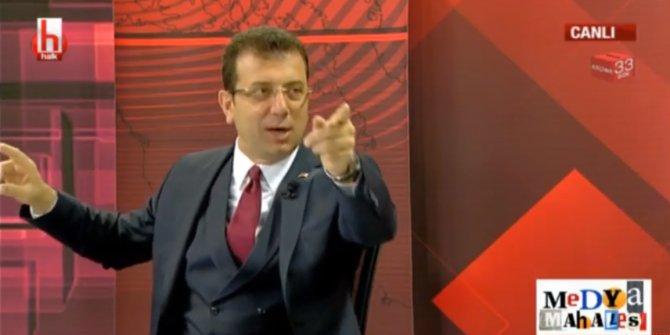 """İmamoğlu'ndan YSK üyelerine: """"İtirazı yapan partinin avukatı mısınız?"""