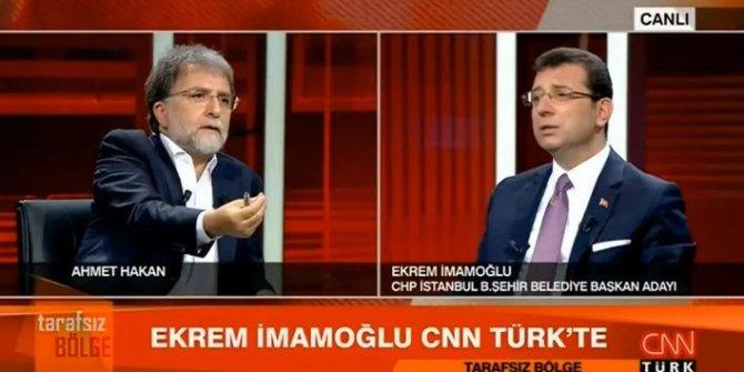 """Emin Çapa: """"İmamoğlu yayını bitsin diye reji telefonla arandı"""""""