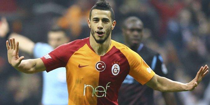 Galatasaray'da ilk yolcu Belhanda