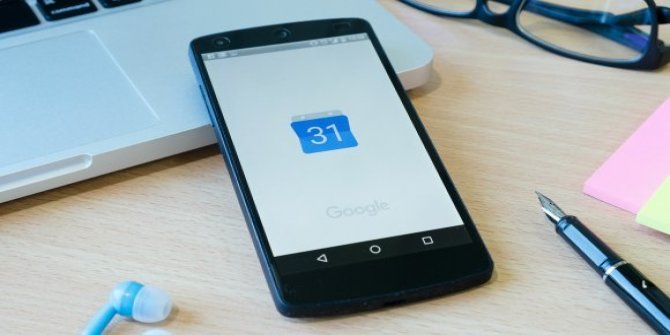 Google Takvim'e karanlık mod güncellemesi geldi