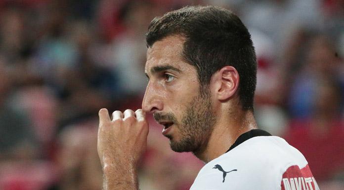 Arsenal'den Ermeni futbolcuyu Bakü'ye götürmeme kararı