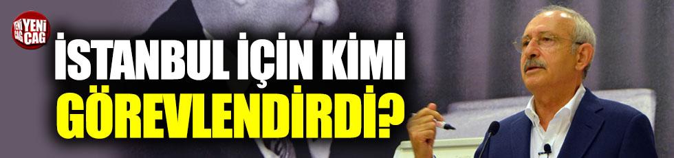 CHP İstanbul için kimi görevlendirdi?