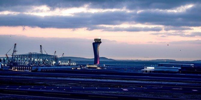 İstanbul Havalimanı'nda kaza!