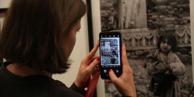 Ara Güler'in objektifinden süzülenler Paris'te