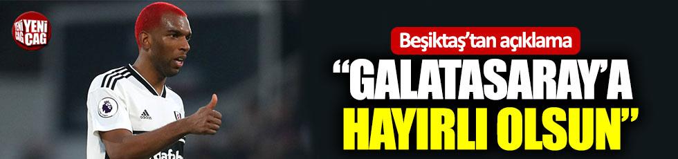 """Beşiktaş'tan Babel açıklaması: """"Galatasaray'a hayırlı olsun"""""""