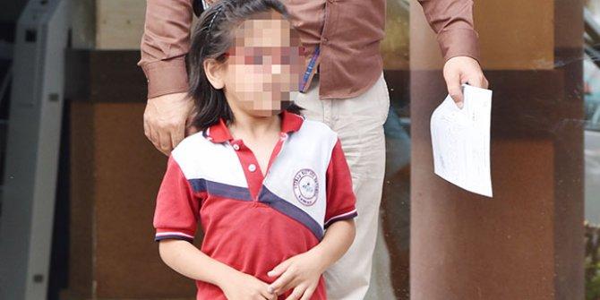 Anneden 7 yaşındaki kızına inanılmaz ceza