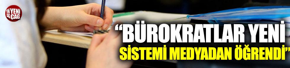 """Abbas Güçlü: """"Bürokratlar yeni eğitim sistemini medyadan öğrendi"""""""