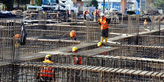 İnşaat sektörü borsada çakıldı
